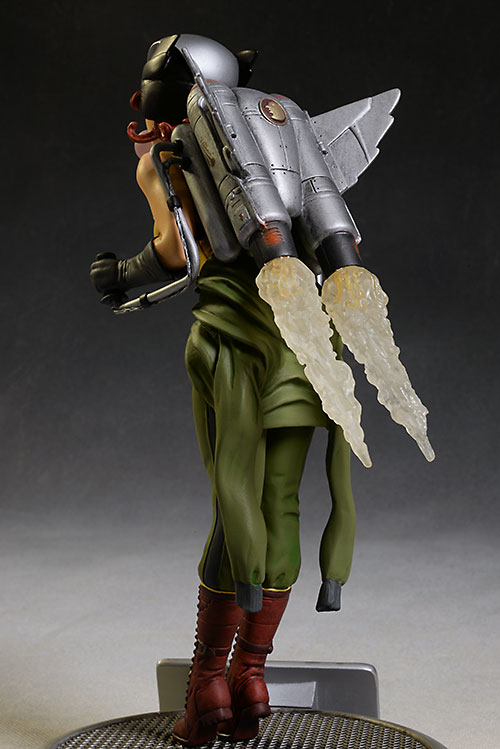 DC Bombshells Hawkgirl statue by DC Collectibles