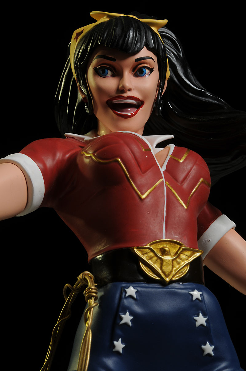 Wonder Woman DC Bombshells statue by DC Collectibles