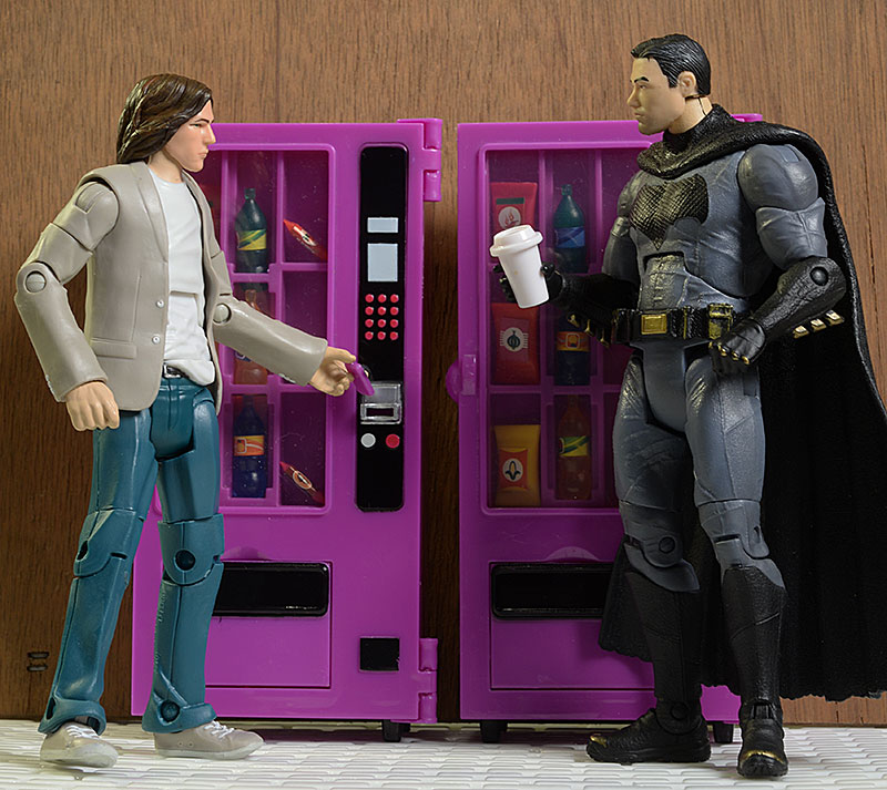Lex Luthor Batman V Superman action figure by Mattel