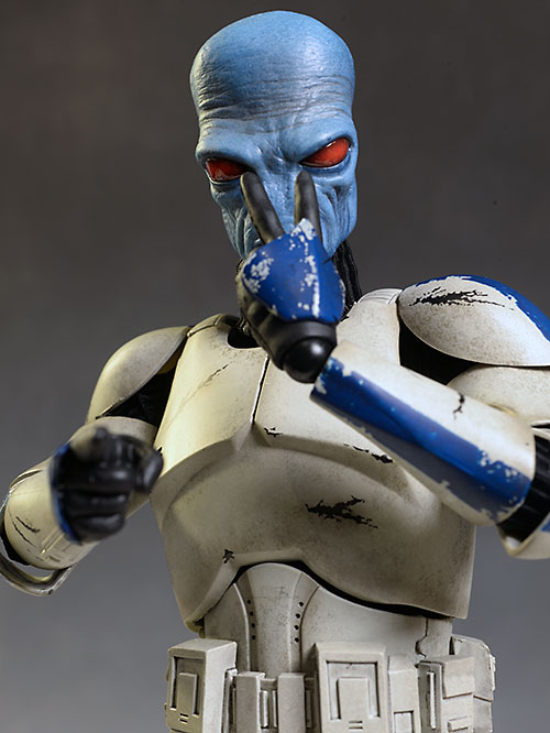 Star Wars Cad Bane action figure by Sideshow