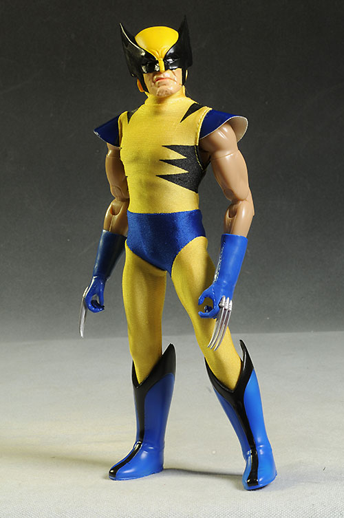 Captain Action Wolverine & Iron Man figures by Round2