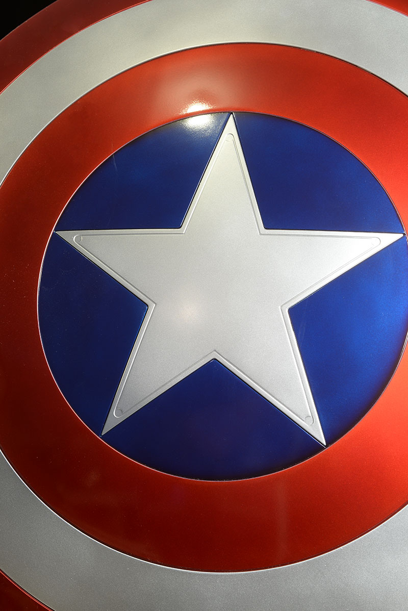 Captain America's Shield Marvel Legends Prop Replica by Hasbro