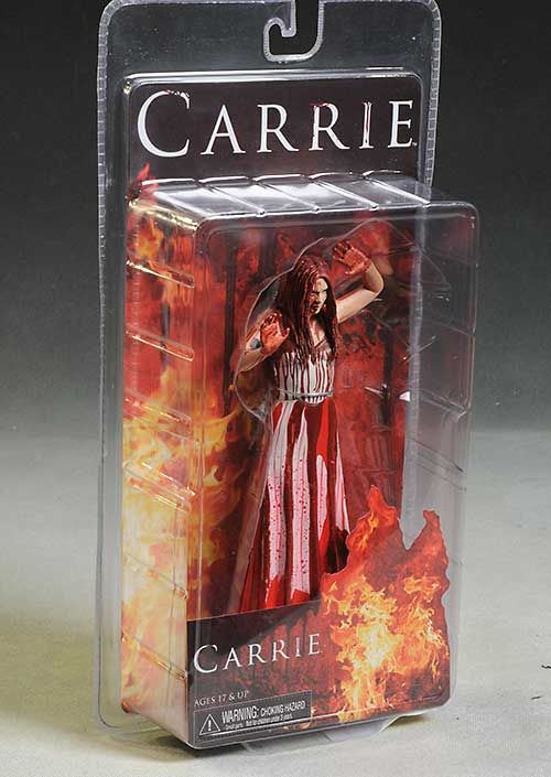 Carrie action figure fron NECA