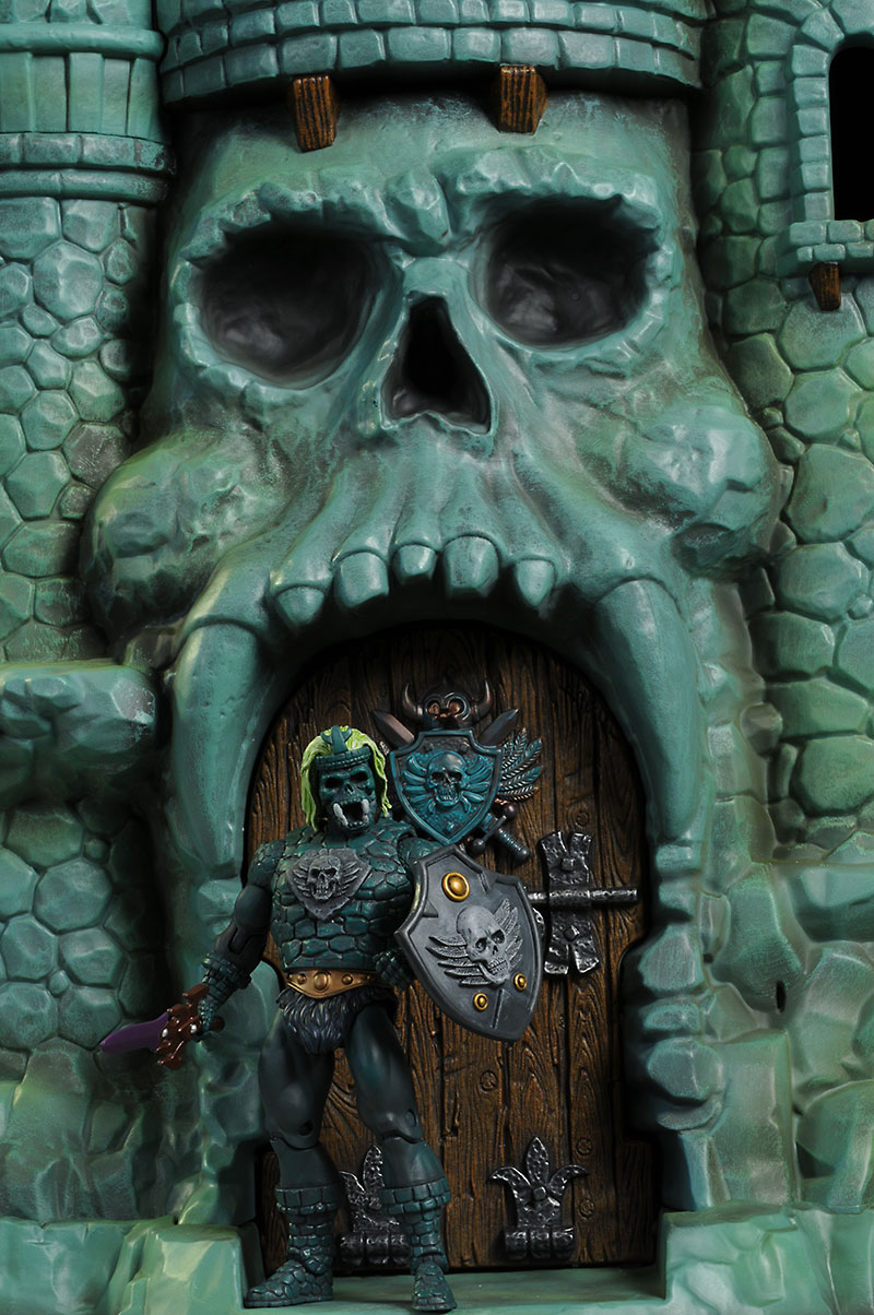 Mattel Masters of the Universe Classics Castle Grayskull