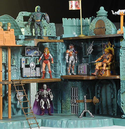 Castle Grayskull Masters of the Universe Classics by Mattel