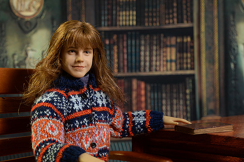 Casual Hermione Harry Potter sixth scale action figure by Star Ace