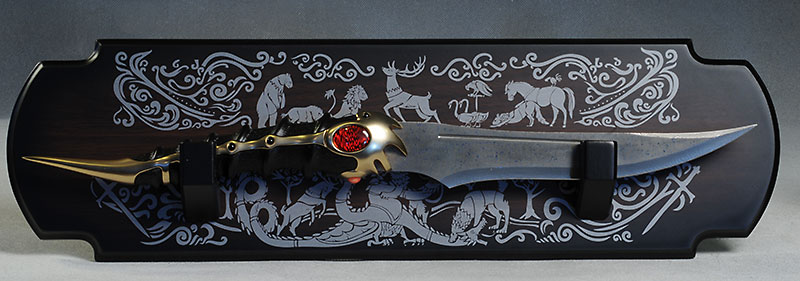 Catspaw Blade Game of Thrones prop replica by Valyrian Steel