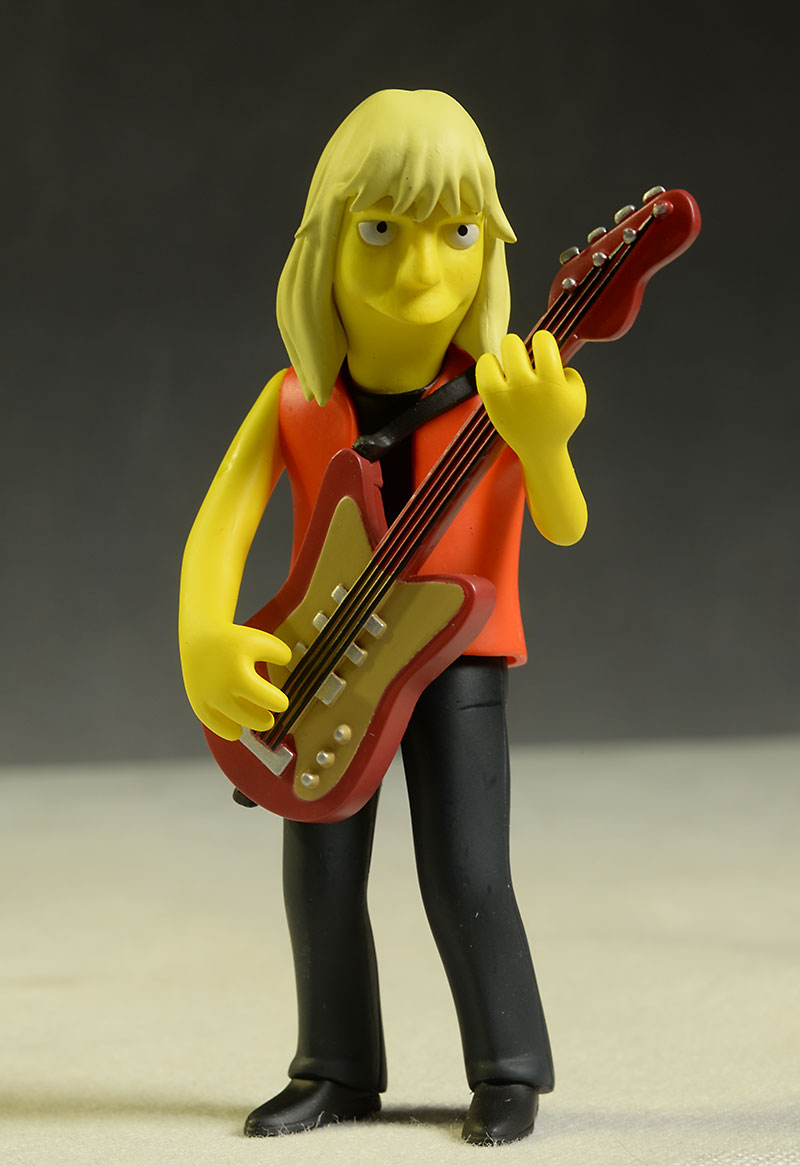 Celebrity Simpsons Aerosmith action figures