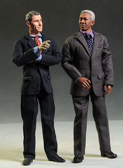 The CEO Lucious Fox action figure by Ace Toyz
