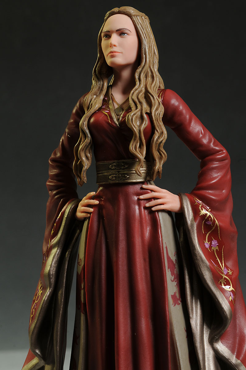 Game of Thrones Cersei Baratheon figure from Dark Horse