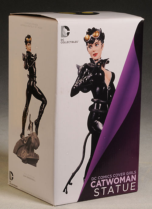 Catwoman New 52 Cover Girls statue by DC Direct