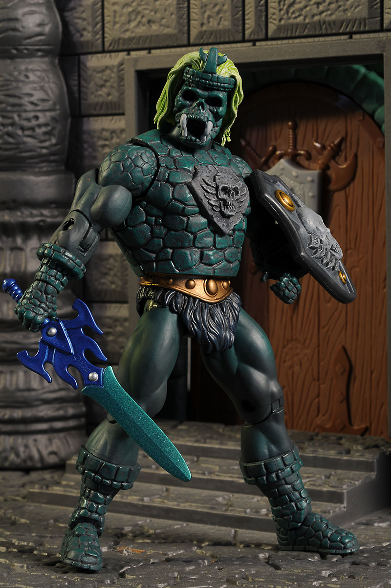 Castle Grayskullman MOTUC Masters of the Universe Classics action figure by Mattel