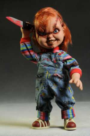 Review And Photos Of Chucky Large Action Figure From Mezco