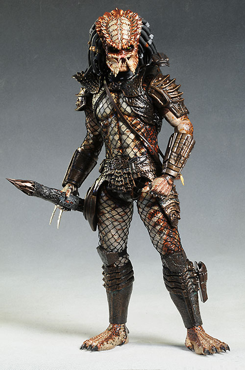 City Hunter Predator sixth scale action figure by Hot Toys