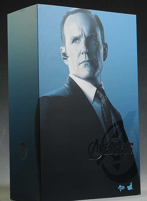 Agent Coulson Avengers action figure by Hot Toys
