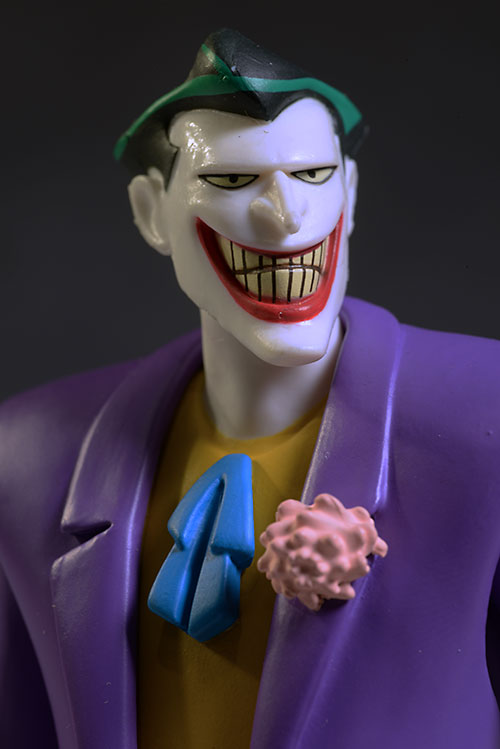 Creeper, Joker, Robin Animated action figures by DC Collectibles