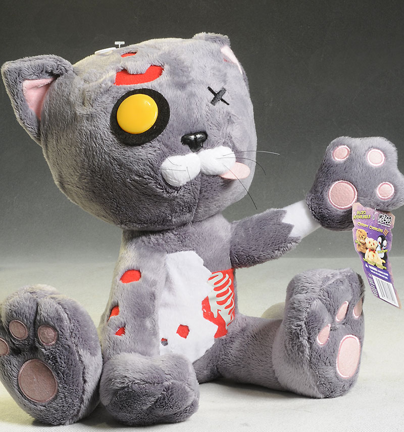 Mega Death Mittens Creepy Cuddlers stuffed animal by Mezco Toyz