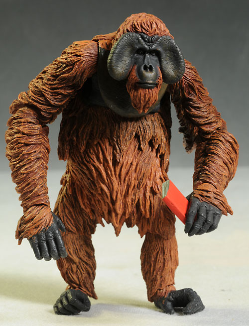Dawn of the Planet of the Apes action figures by NECA