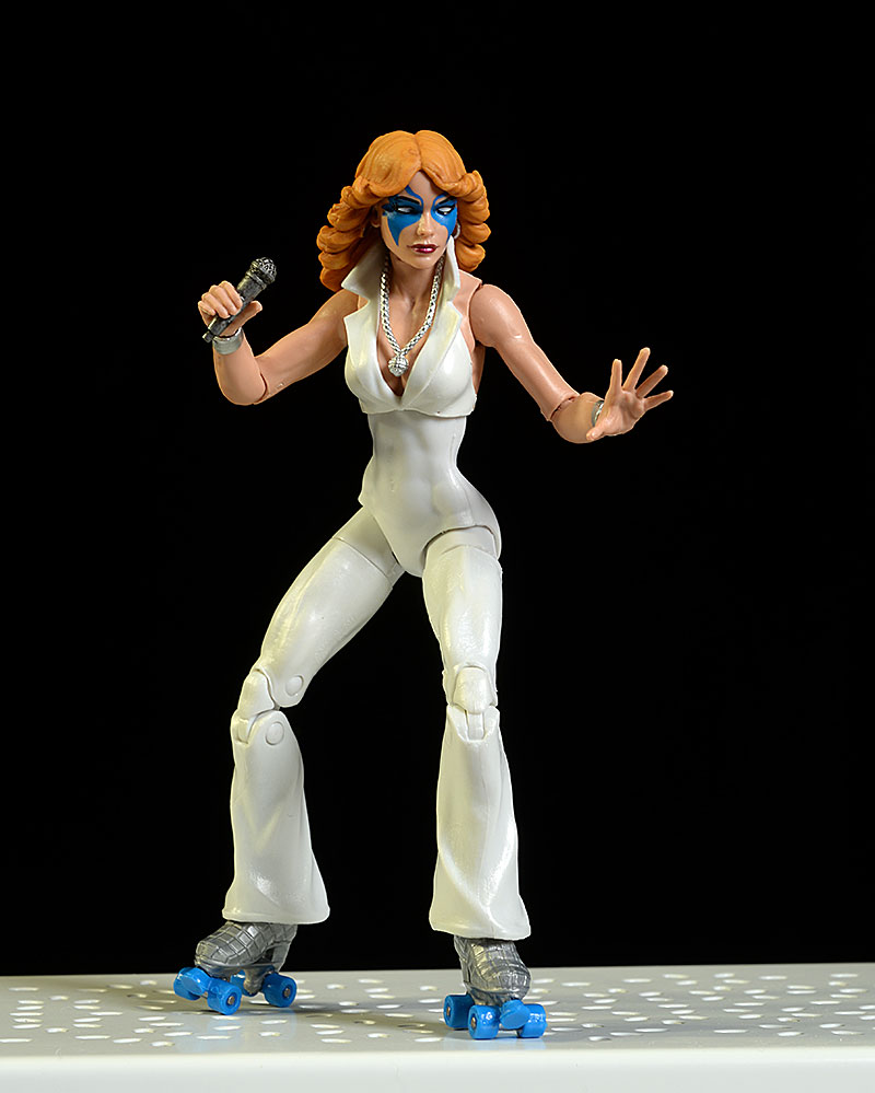 Marvel Legends Dazzler action figure by Hasbro