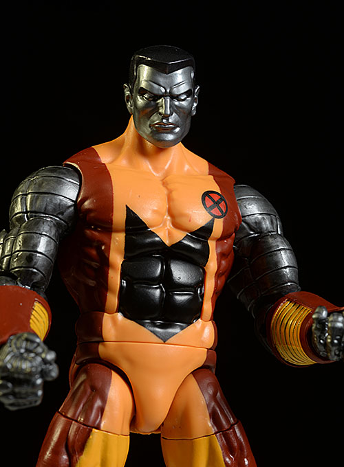Marvel Legends Colossus action figure by Hasbro