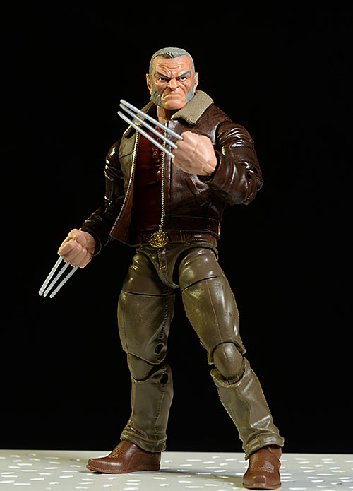 Marvel Legends Logan Wolverine action figure by Hasbro