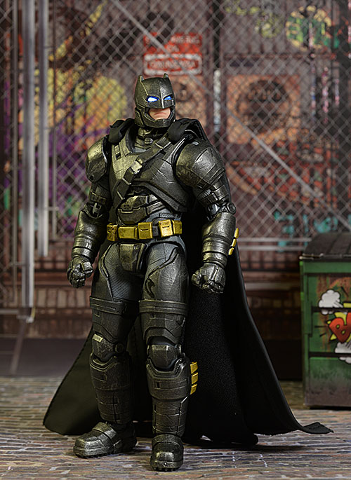 Armored Batman v Superman action figure by DC Collectibles