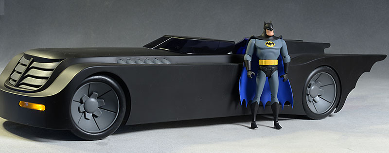 Batman the Animated Series Batmobile BTAS by DC Collectibles