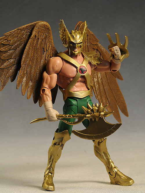 Hawkman DC Unlimited action figure by Mattel