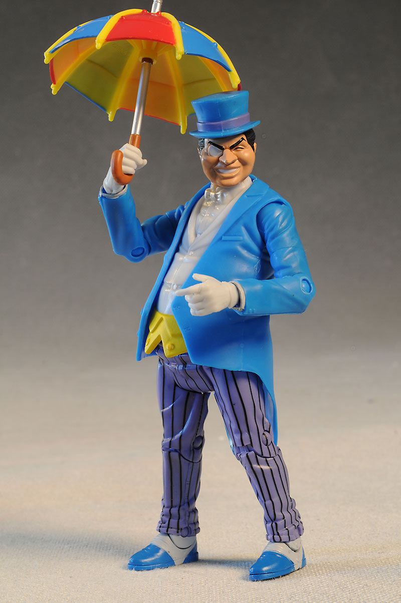 Penguin DC Unlimited action figure by Mattel