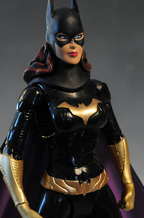 Batgirl DC Unlimited action figure by Mattel