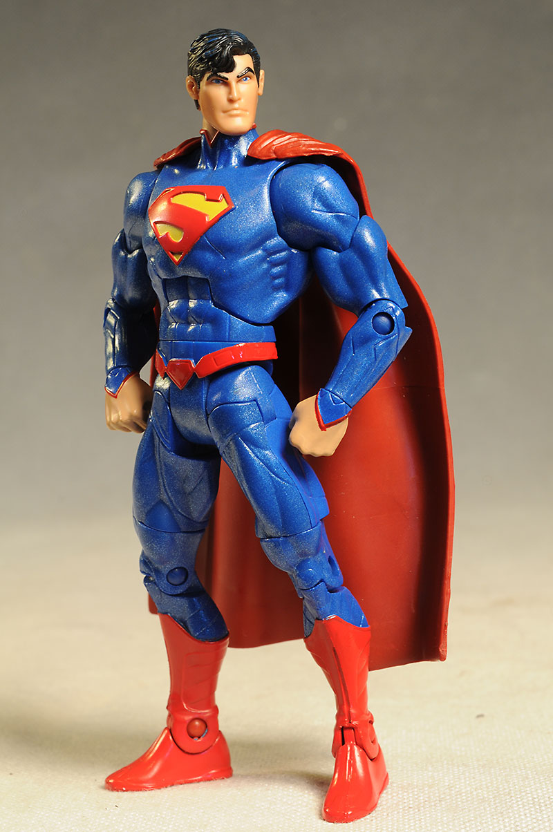 DC Unlimited Superman action figure by Mattel
