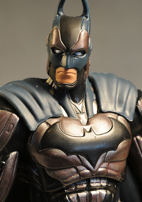 DC Unlimited Injustice Batman action figure by Mattel