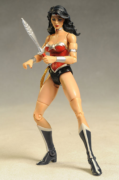 DC Unlimited Wonder Woman action figure by Mattel