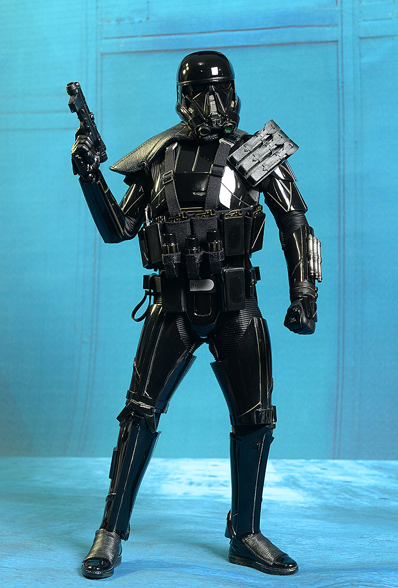 Star Wars Death Trooper Specialist 1/6th action figure by Hot Toys