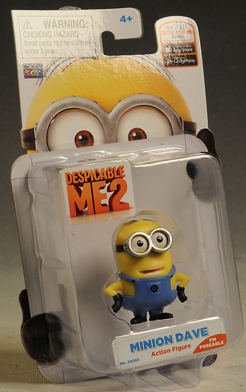 Despicable Me 2 mini PVC figures by ThinkWay