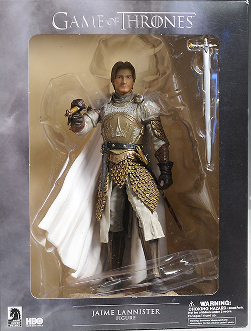 Jaime Lannister Game of Thrones action figure by Dark Horse