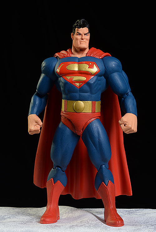 Dark Knight Returns Superman action figure by DC Collectibles