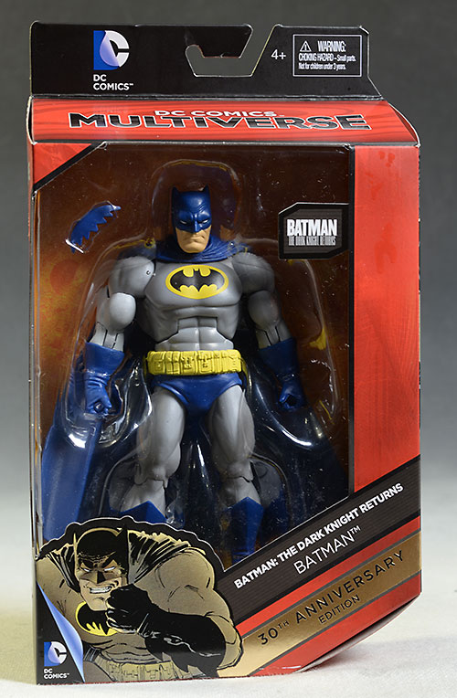 Batman, Superman, Son of Batman Dark Knight Returns Anniversary figure by Mattel