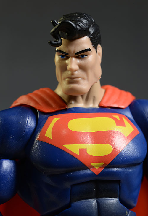 Superman Dark Knight Returns Anniversary figure by Mattel