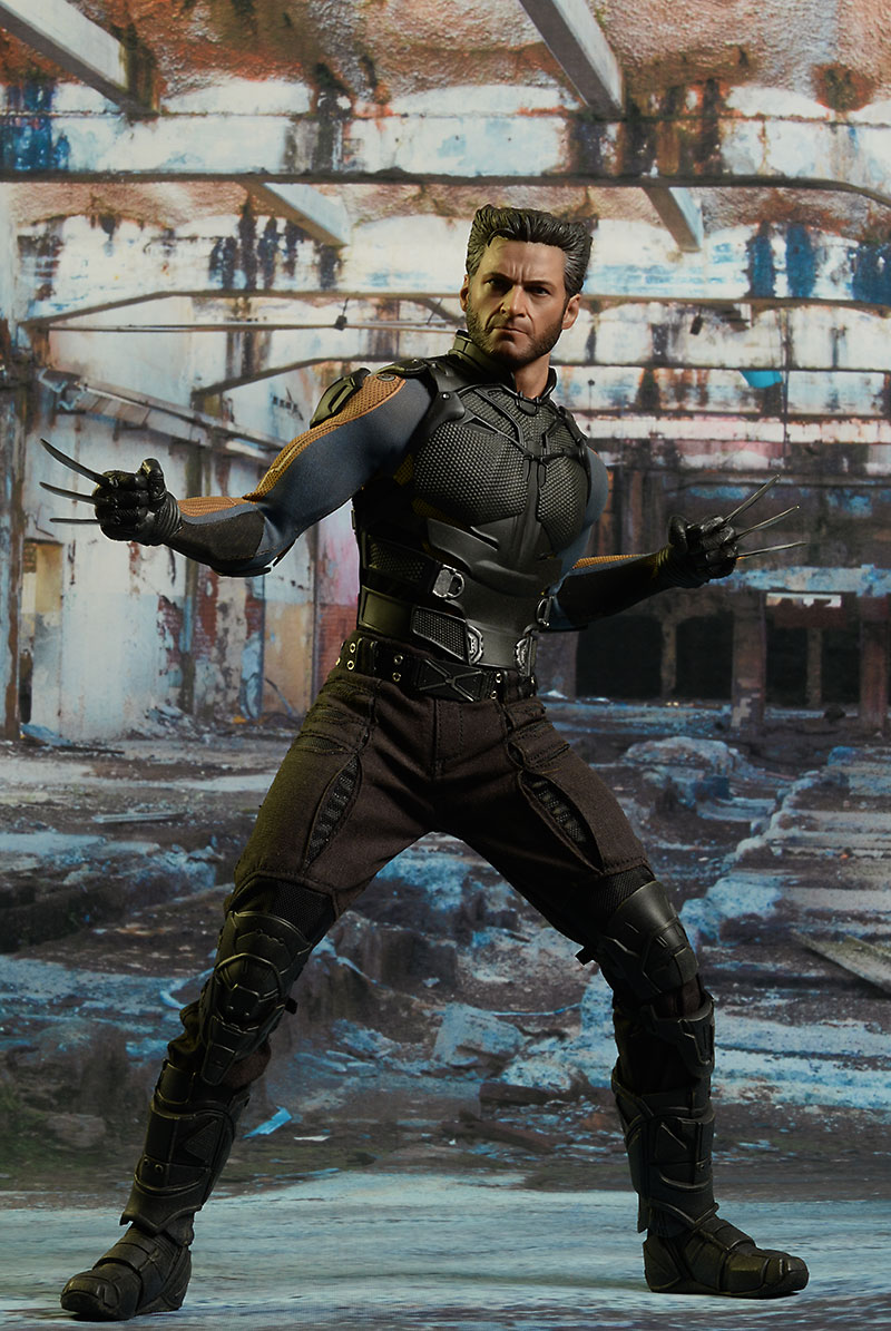 X Men Days Of Future Past Action Figures Review and photos of X...