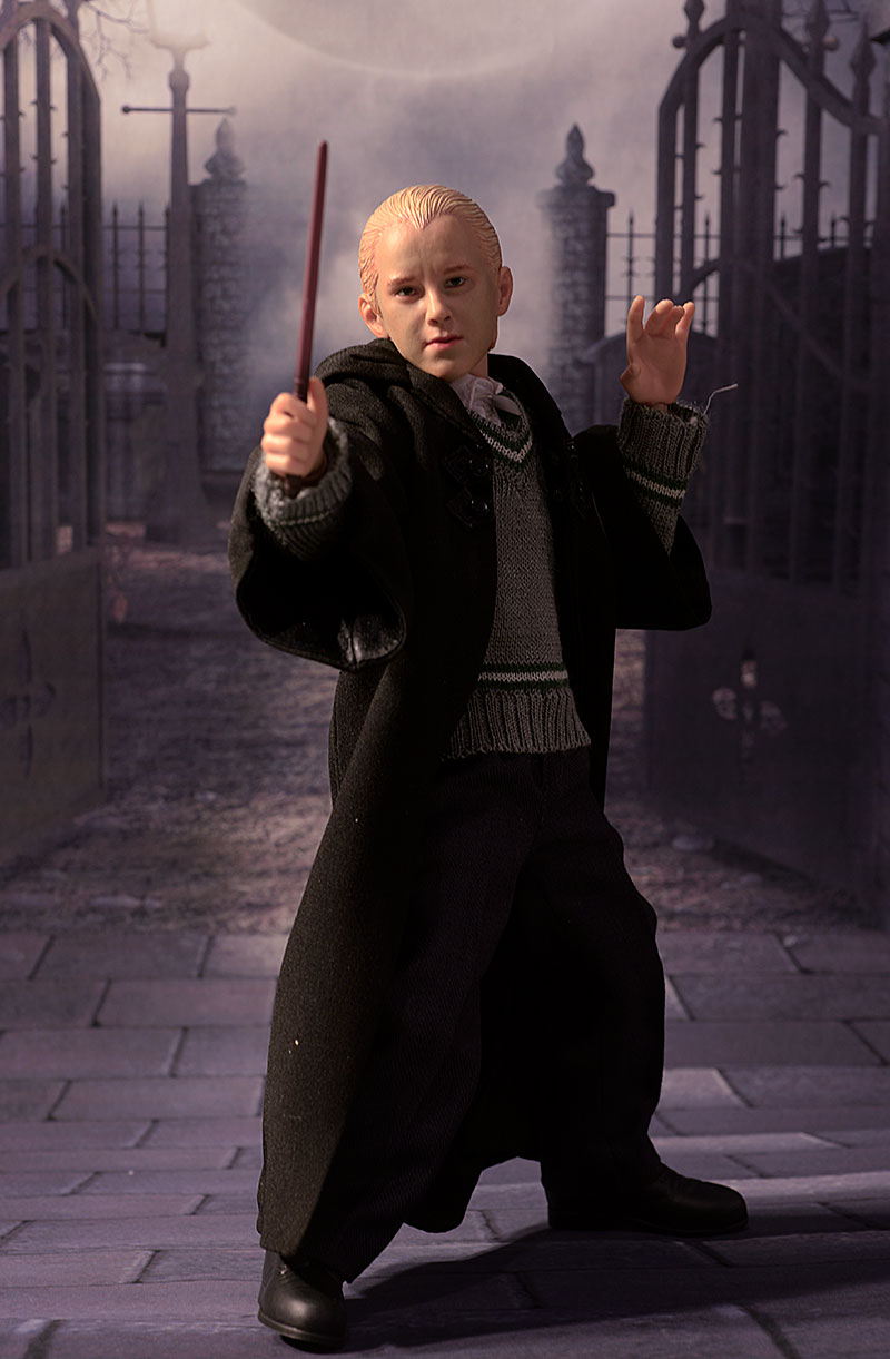 review and photos of draco malfoy harry potter sixth scale