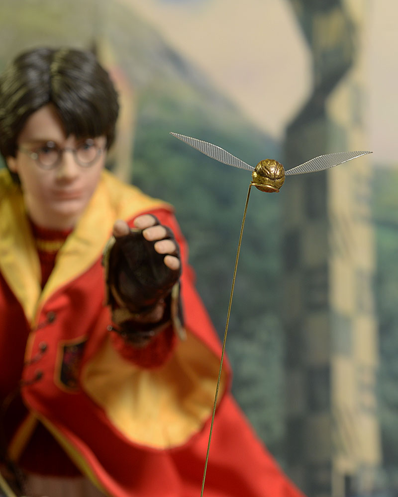 Harry Potter Quidditch 1/6th action figures by Star Ace
