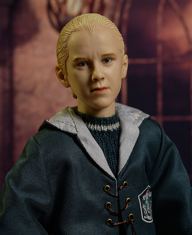 Draco Malfoy Quidditch 1/6th action figures by Star Ace