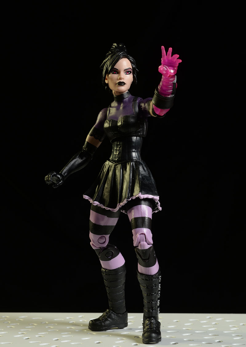 Marvel Legends Nico Minoru action figure by Hasbro
