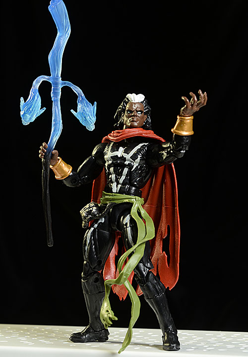Marvel Legends Brother Voodoo action figure by Hasbro