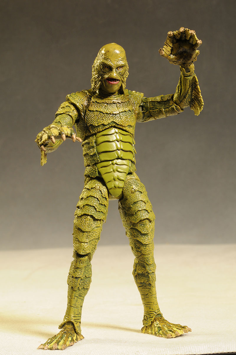 Creature from the Black Lagoon action figure from DST