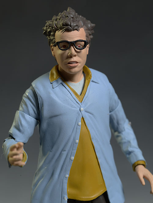 Ghostbusters Louis Tully action figure by Diamond Select