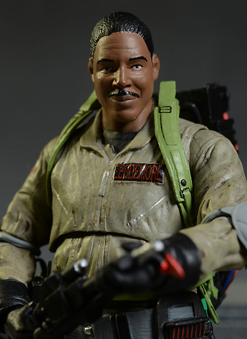 Ghostbusters Winston Zeddemore action figure by Diamond Select