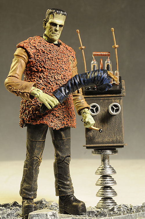 Universal Monsters Son of Frankestein action figure by DST