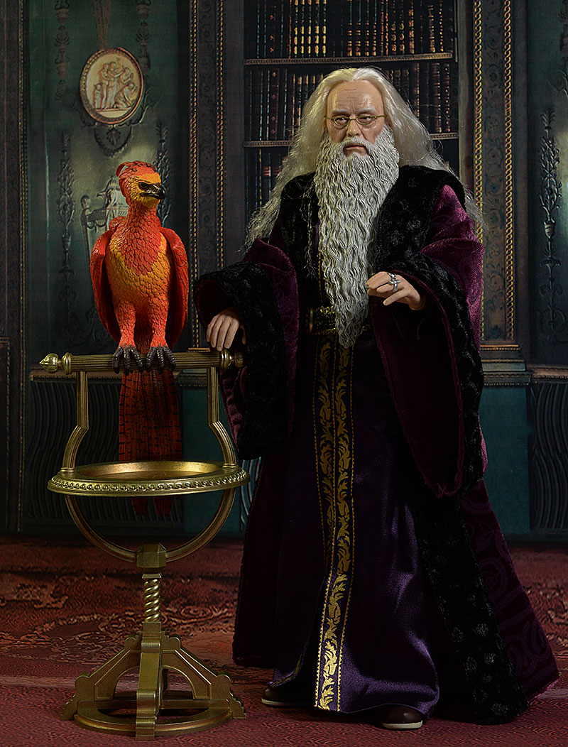 Harry Potter Dumbledore sixth scale action figure by Star Ace